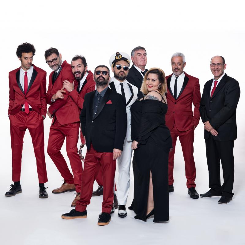 Concert: Cais do Sodré Funk Connection