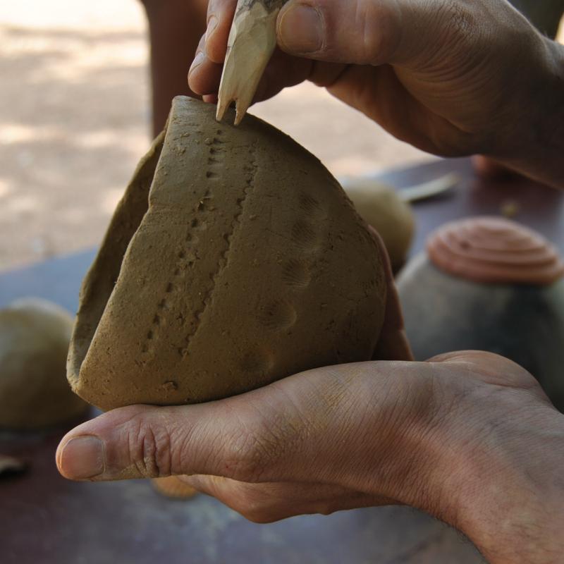 Workshop: Pre Historic Ceramic