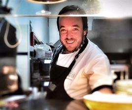 Chef Rodrigo Castelo